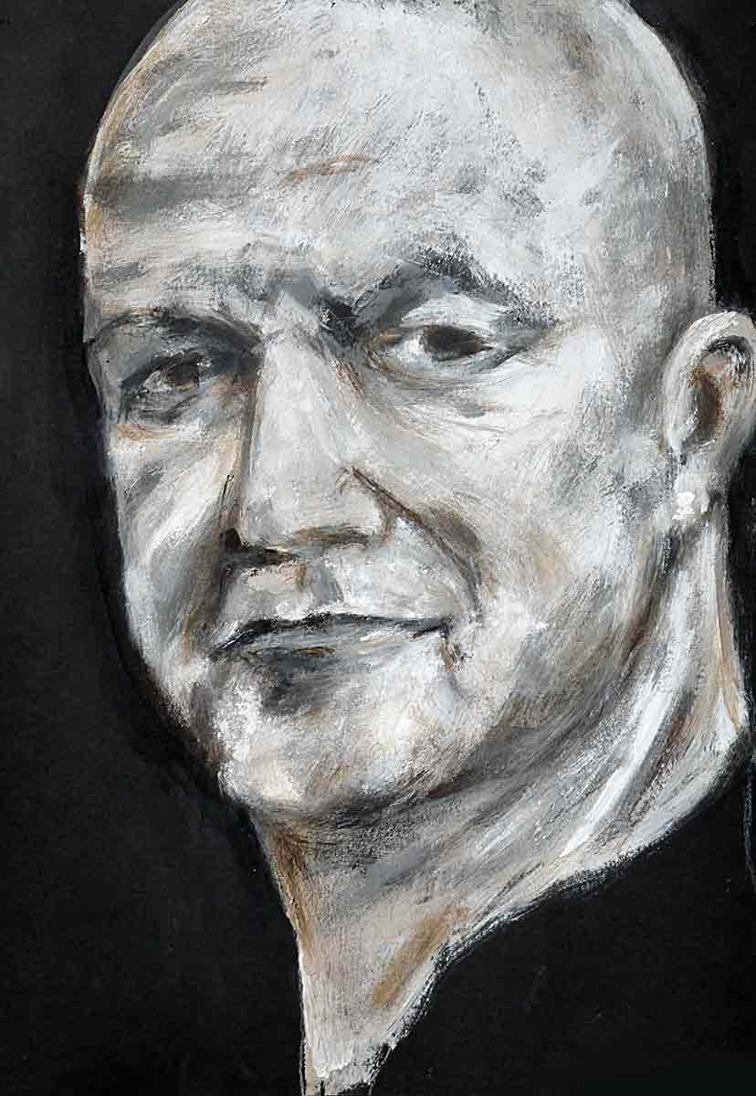 Jörg S. Portrait
